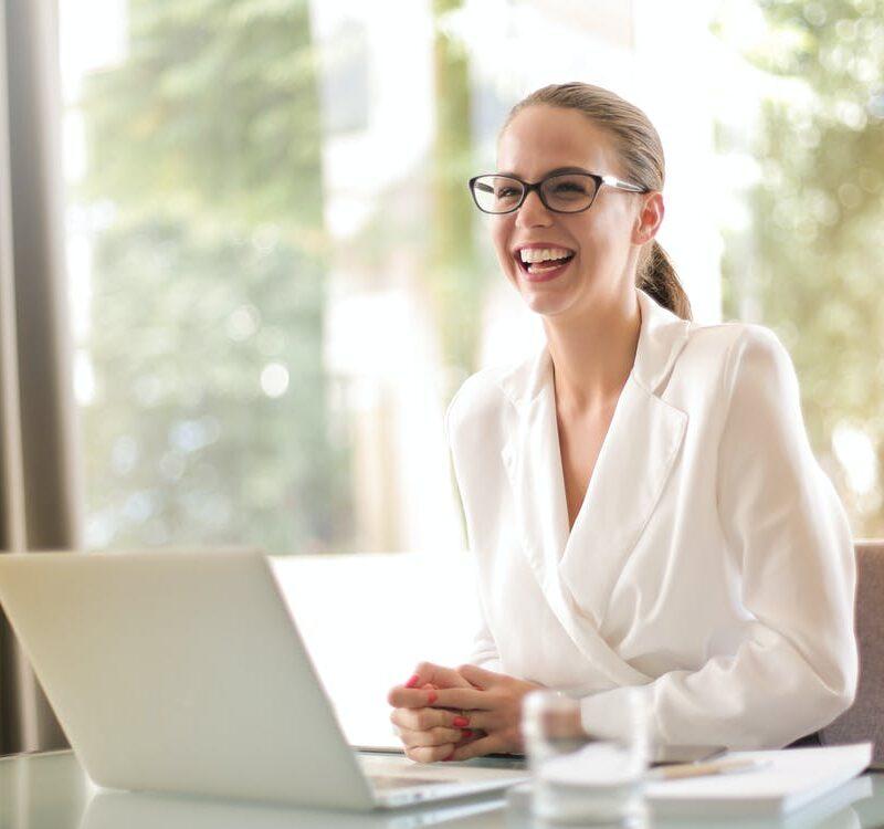 Kvindelig iværksætter